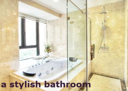 ванная комната на английском