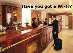 Have you got a Wi-Fi