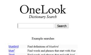 OneLook