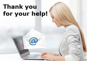 электронное письмо